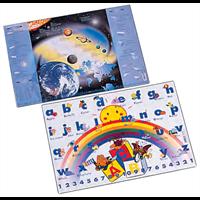 Jual bantex desk pad for children 2