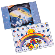 bantex desk pad for children