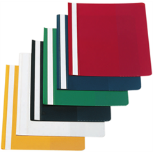 bantex quotation folder with pocket & Label on Spine