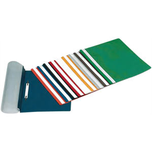 bantex quotation Folders with Coloured Back Cover
