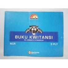 PAPERLINE KWITANSI B2 NCR 12X10 Kertas Memo & Sticky Notes