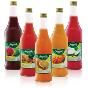Marjan Syrup Squash 450 ml