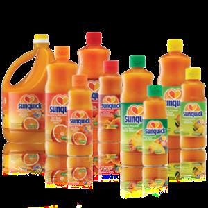 Dari Sunquick minuman segar 330ml 0