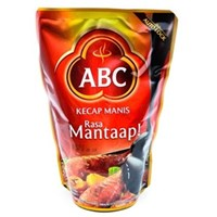 Distributor abc kecap manis pouch or revill 70 ml 3