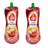Jual abc sambal extra pedas pouch 12X380gr 2