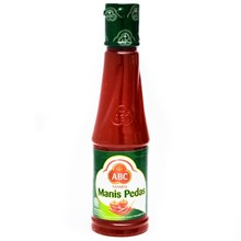 abc sambal 	manis pedas NB 48X135ML