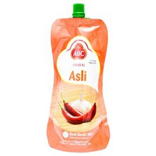 abc saus sambal ASLI POUCH 12X380GR