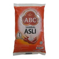 Jual abc saus sambal 	PILLOW BAG 6X1KG 0906