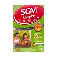Jual SUSU SGM BUAH DAN SAYUR 3+