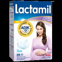 Jual SUSU LACTAMIL PREGNASIS COKLAT