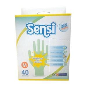 Sensi Hygienic Glove ( Sarung Tangan Higenis )