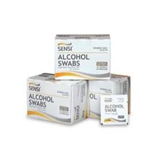 SENSI ALCOHOL SWAB  TISU ANTISEPTIK