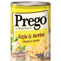 PREGO CHEESE & HERB CREAMY PASTA CAN