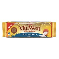 Distributor   VITA-WEAT RICE CRACKERS CHEDDAR & CHIVES	 3