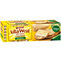 Beli   VITA-WEAT RICE CRACKERS CHEDDAR & CHIVES	 4