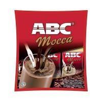 Distributor  Kopi 3in1 ABC MOCCA 27 gr  isi 120 bks  3