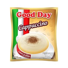 GOOD DAY CAPUCINO