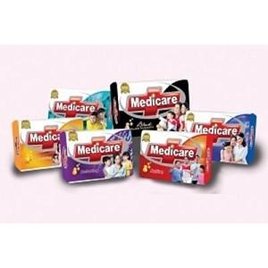 MEDICARE  SABUN MANDI BATANG 90 gr x 72 pcs/Karton