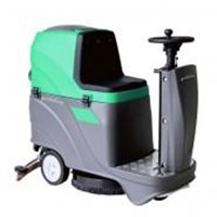 GOLDIE  Ride On Scrubber Dryer Battery 55B 1
