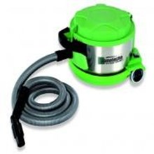 Short Dry Vacuum INNO - N 10 L Green Stainless Steel - 1000 Watt