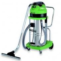 Wet & Dry Vacuum INNO - N 60 L Green Stainless Steel - 2 x 1000 Watt  1