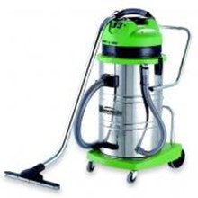Wet & Dry Vacuum INNO - N 80 L Green Stainless Steel - 3 x 1000 Watt