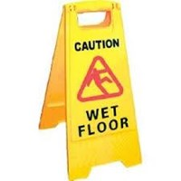 Wet Floor Sign 1