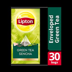 Lipton Pyramid Green Tea Sencha 30x1.8g