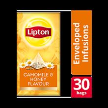 Lipton Pyramid Camomile & Honey Flavour 30x0.9g
