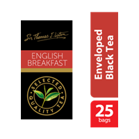 Lipton English Breakfast Stl 25x2.4g 1