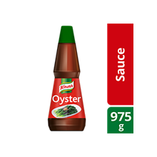 KNORR OYSTER FLAVOURED SAUCE
