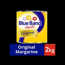 Blue Band Master Original Margarine Tin
