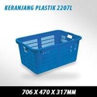 Distributor KONTAINER KERANJANG PLASTIK TIPE L  3