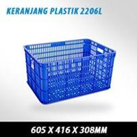Buy KONTAINER KERANJANG PLASTIK TIPE L  4