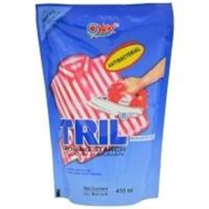 YURI TRIL ( ROMANTIC BLUE ROSE PINK FRESH LILAC )
