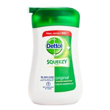 DETTOL HAND WASH 110ML