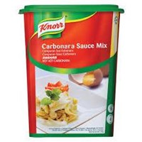 Jual knorr sauce mix carbonara  2
