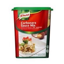 knorr sauce mix carbonara
