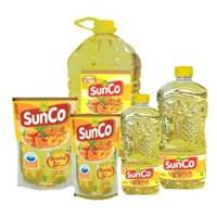 Distributor SUNCO MINYAK GORENG 2 Liter refil 3