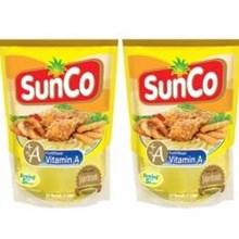 SUNCO MINYAK GORENG 2 Liter refil