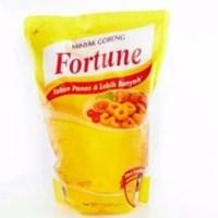 Jual Fortune minyak goreng refill 1 liter x 12 bungkus/dus 2