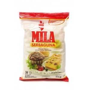 Mila tepung terigu  1 kg x 10 bungkus/carton