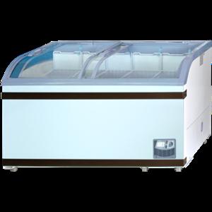 GEA SLIDING CURVE GLASS FREEZER TYPE SD-500BY