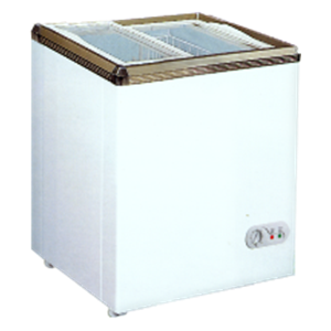 GEA SLIDING FLAT GLASS FREEZER TYPE SD-100