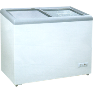 GEA SLIDING FLAT GLASS FREEZER TYPE SD-256