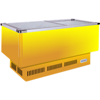 GEA SLIDING FLAT GLASS FREEZER TYPE SD-636 BP 1