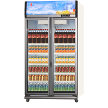 GEA DISPLAY COOLER DOUBLE DOOR TYPE EXP0-1050AH-CN
