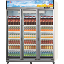 GEA DISPLAS COOLER DOUBLE DOOR TYPE AXPO-1300AH-CN
