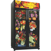 GEA DISPLAY COOLER FLOWER SHOWCASE  TYPE EXPO-1050 F  1