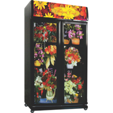 GEA DISPLAY COOLER FLOWER SHOWCASE  TYPE EXPO-1050 F
